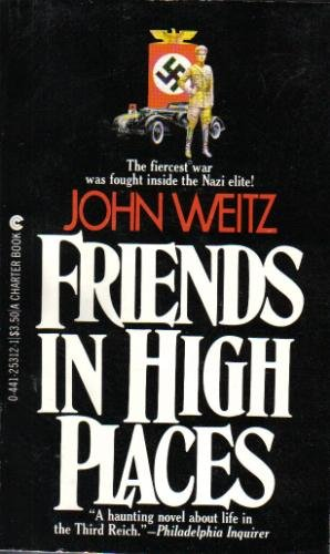 9780441253128: Friends in High Places