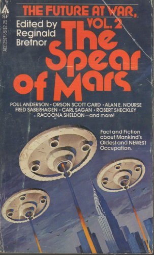 The Spear of Mars : The Screwfly: Bretnor, Reginald (editor);