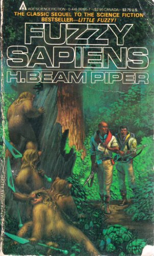 9780441261956: Fuzzy Sapiens