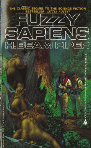 9780441261963: Fuzzy Sapiens