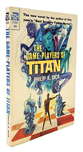 9780441273102: The Game-Players of Titan