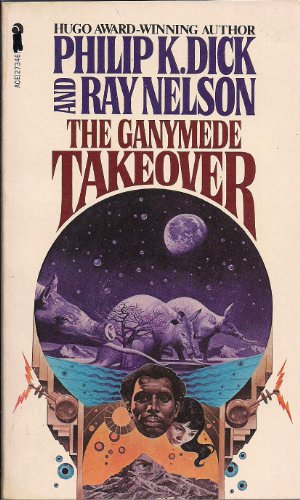 9780441273461: The Ganymede Takeover