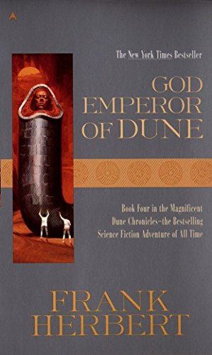9780441294671: God Emperor of Dune (Dune Chronicles, Book 4)