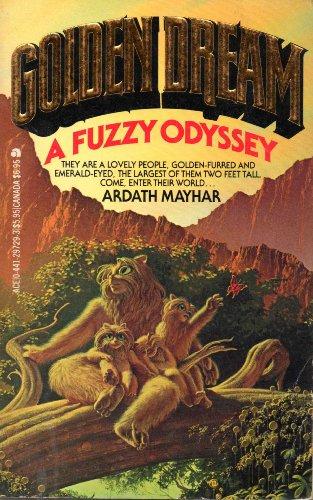 9780441297290: Golden Dream - A Fuzzy Odyssey