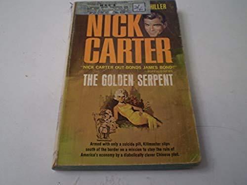 9780441297368: The Golden Serpent