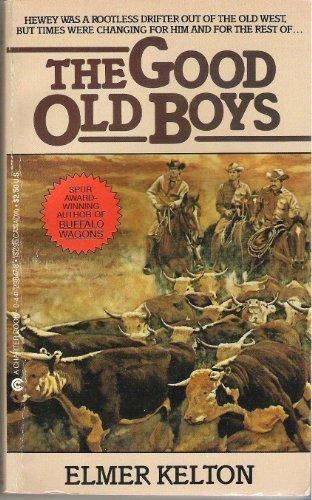 9780441298471: The Good Old Boys