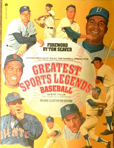 Greatest Sports Legends Baseball Deluxe Illustrated Edition