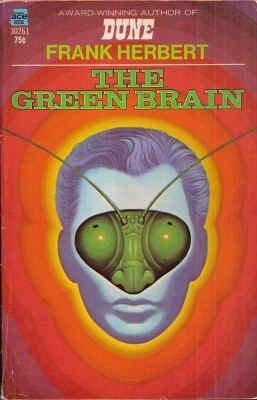 9780441302611: The Green Brain