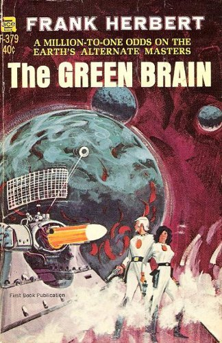 9780441302666: The Green Brain