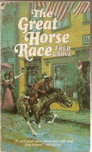 9780441302673: The Great Horse Race