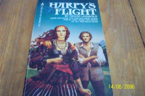 9780441317462: Harpy's Flight