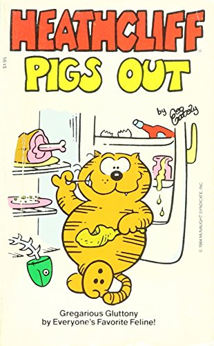 9780441322107: Heathcliff Pigs Out