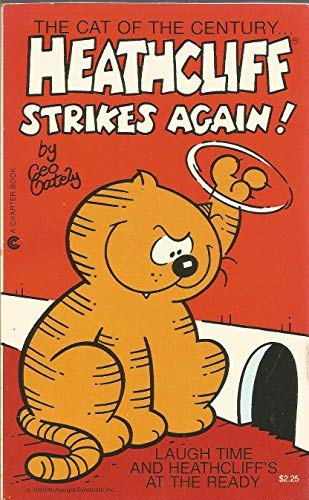 Heathcliff Strikes Again, No. 7: Geo Gately