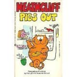 9780441322411: Heathcliff Pigs Out 9