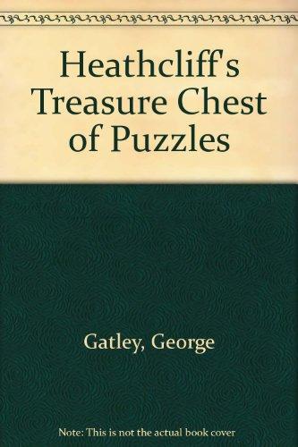 9780441322558: Heathcliff's Treasure Chest of Puzzles
