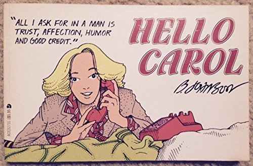 9780441327317: Hello Carol