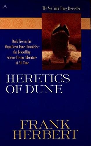 9780441328000: Heretics of Dune (Dune Chronicles)