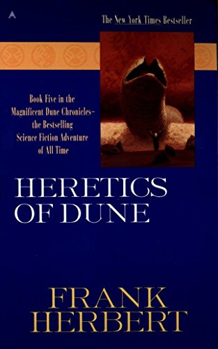9780441328000: Heretics of Dune