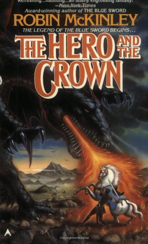 9780441328093: The Hero and the Crown