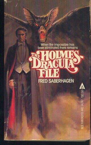 9780441342471: Holmes-Dracula File