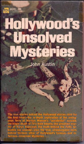 9780441342495: Hollywood's Unsolved Mysteries