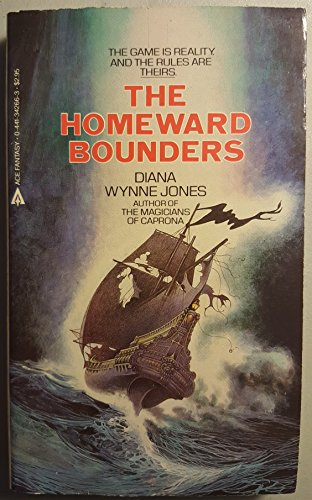 9780441342662: The Homeward Bounders