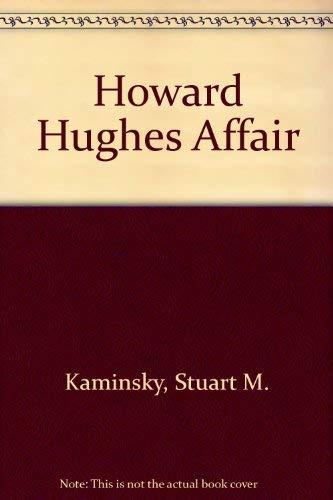 9780441344628: Howard Hughes Affair