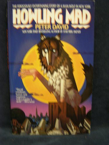 Howling Mad 9780441346639 science fiction, fantasy