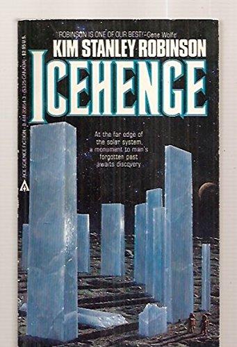 Icehenge: Robinson, Kim Stanley