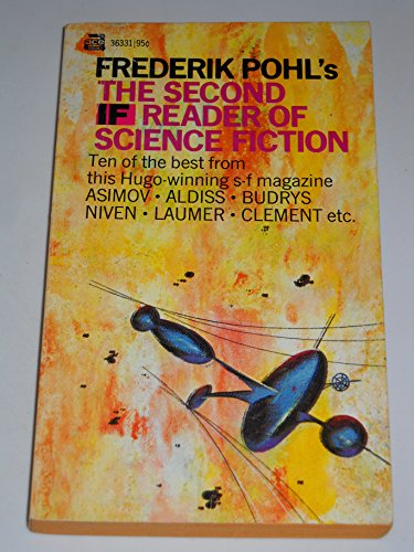 9780441363315: The Second IF Reader of Science Fiction