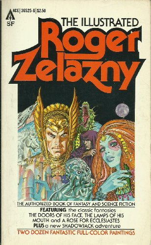 The Illustrated Roger Zelazny: Roger Zelazny