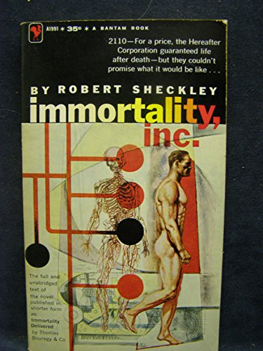 Immortality Inc.: Sheckley, Robert
