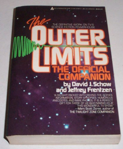 9780441370818: Outer Limits: The Official Companion
