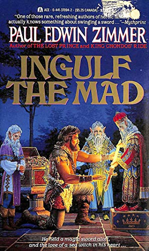 Ingulf the Mad Ingulf the Mad, Paul Edwin Zimmer, Used, 9780441370948