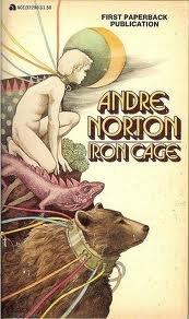 Iron Cage: ANDRE NORTON