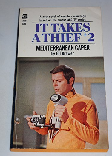 Mediterranean Caper Takes a Thief 2: Brewer, Gail
