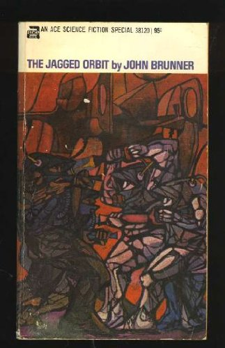 9780441381203: The Jagged Orbit (Ace SF Specials)