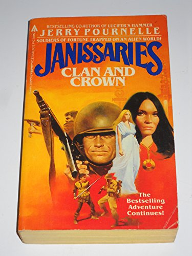 Janissaries: Clan and Crow: **Signed**: Pournelle, Jerry