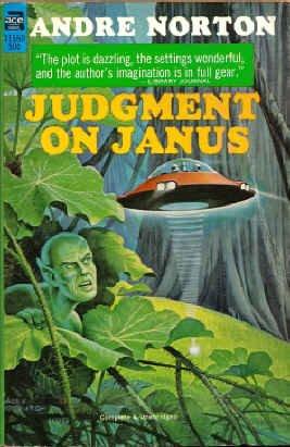 9780441415502: Judgment on Janus (Ace SF, 41550)