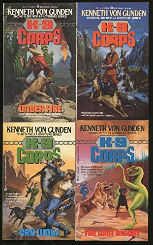K-9 Corps:last Resort: Von Gunden, Kenneth