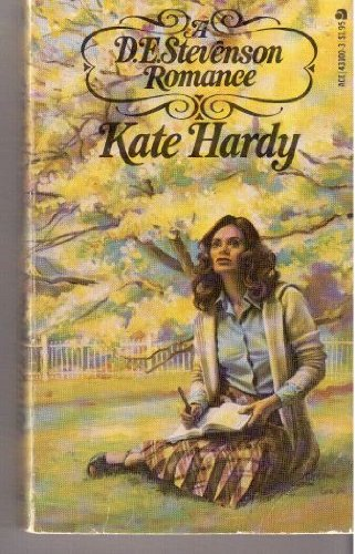 Kate Hardy (0441431003) by D. E. Stevenson