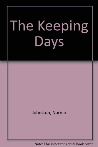 9780441432769: The Keeping Days
