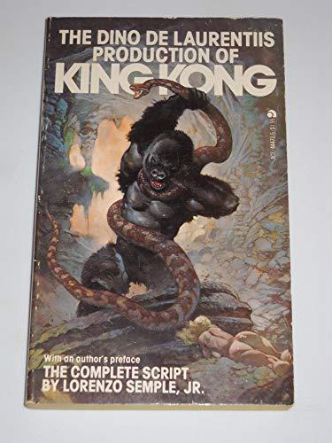 9780441444724: The Dino De Laurentiis Production Of King Kong
