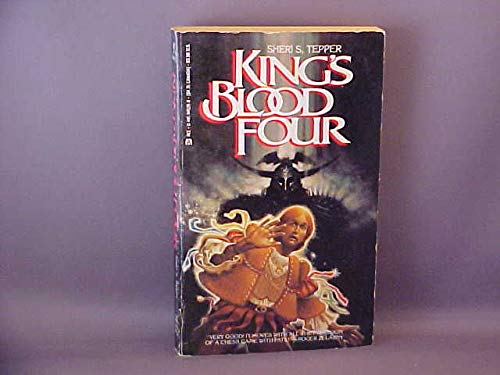 9780441445264: Kings Blood Four