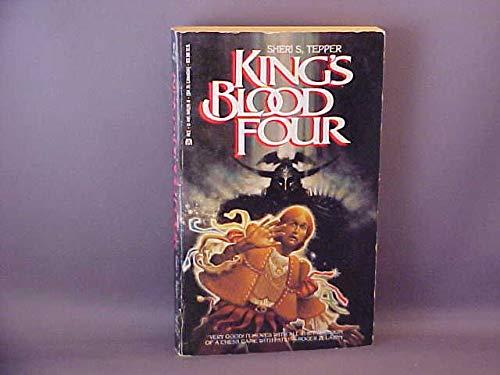9780441445264: Kings Blood Four