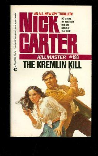 9780441455201: The Kremlin Kill (Nick Carter Killmaster)