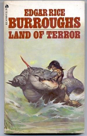 9780441470006: Land of Terror