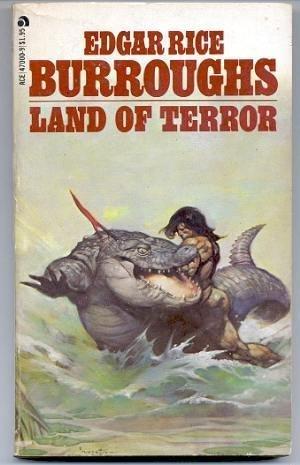 Land of Terror: Edgar Rice Burroughs