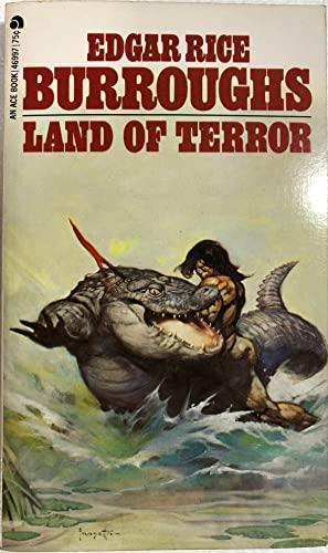 Land Of Terror: Rice Burroughs, Edgar