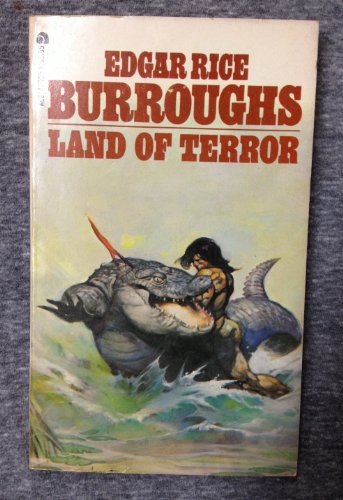 9780441470020: Land of Terror